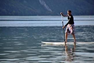 3. Initiation Paddle with instructor