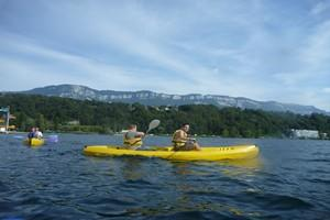 3. Day canoe rental
