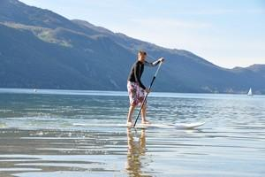 2. Stand-Up Paddle inflatable rent - half a day
