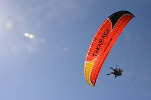 4. Vol biplace parapente performance
