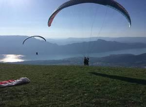 Stage initiation parapente 5 jours
