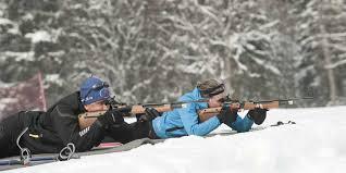 Biathlon savoie