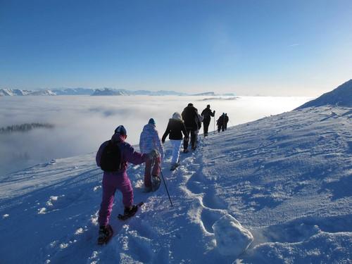 Randonnée Raquette - Savoie